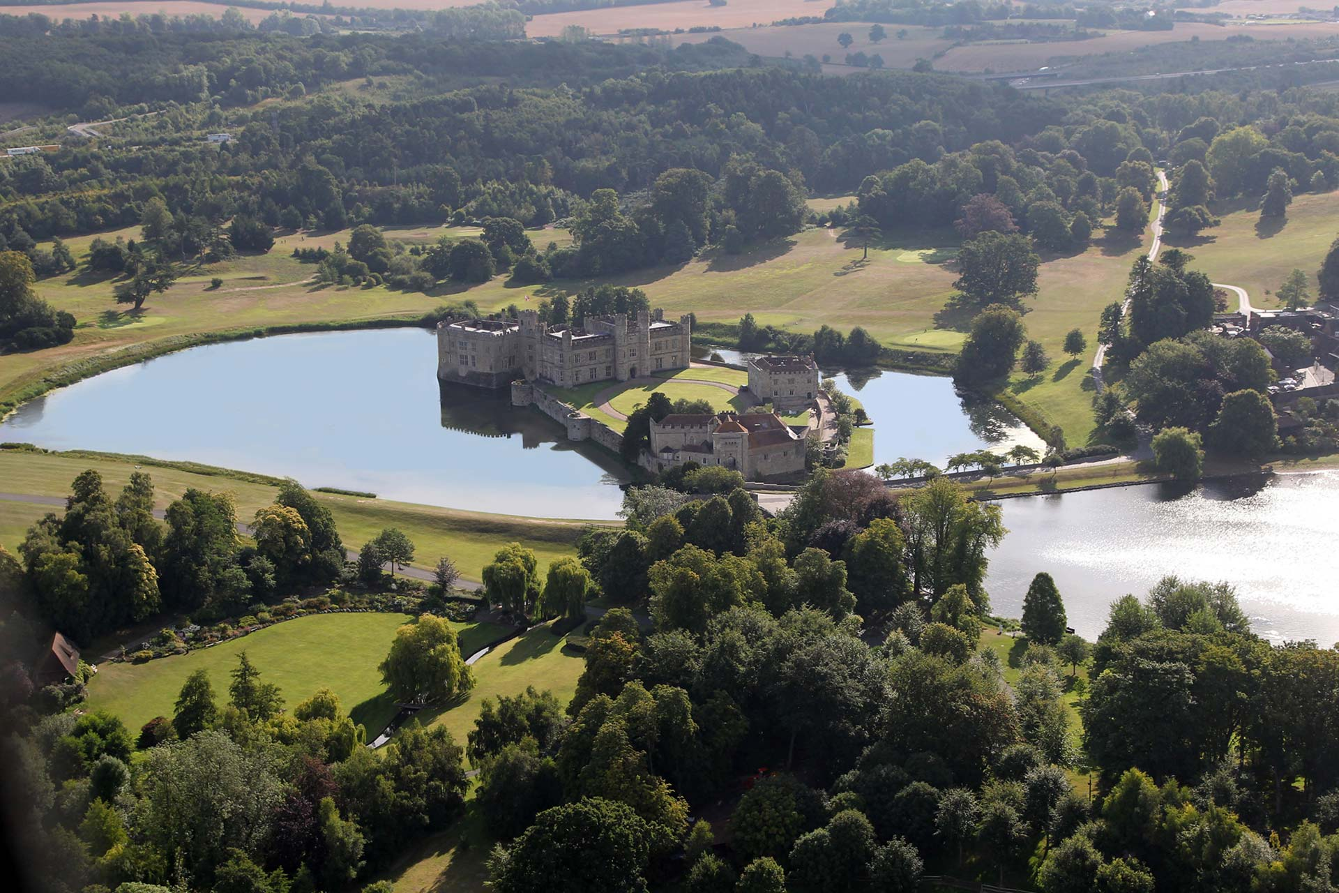 Leeds castle offers